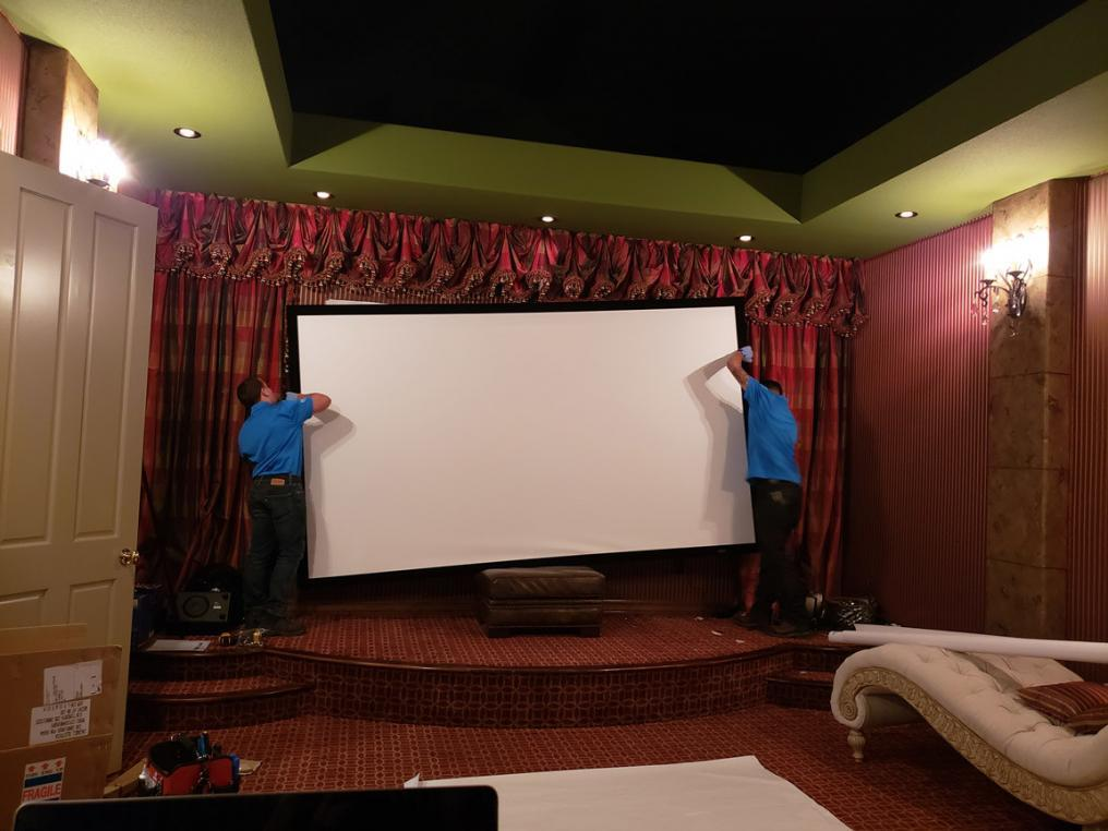 Stewart-Screens-for-Private-Home-Theaters