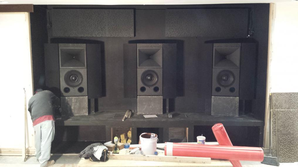 Private Home Theater Sound System