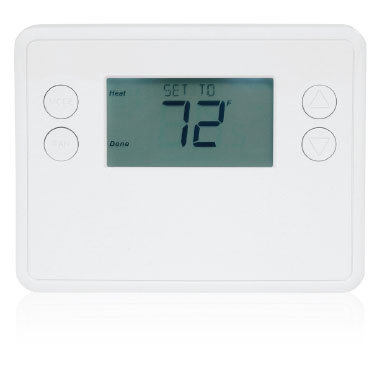 z-wave thermostat for smart home