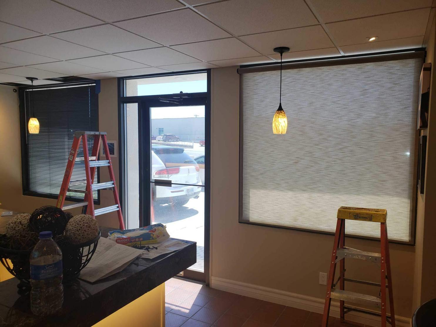 Lutrom-Motorized-shades-at-Caldwell-Office